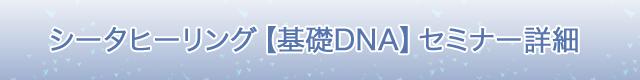 シータヒーリング【基礎DNA】